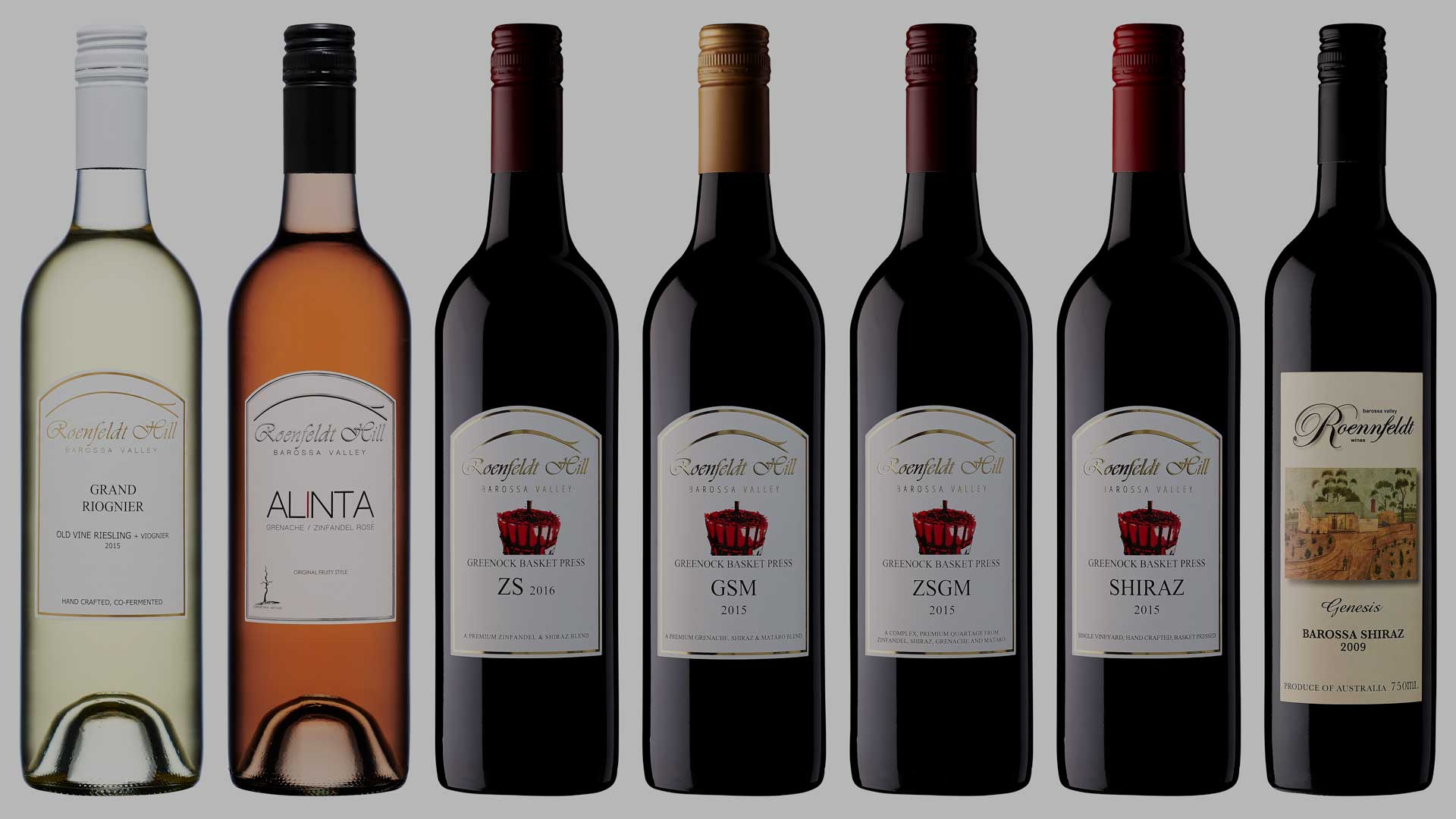 Roenfeldt Hill Wines