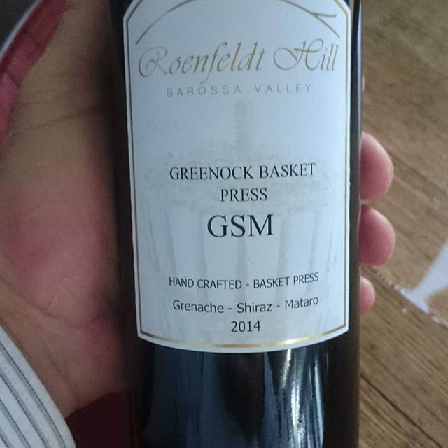 Sold out now, but this 2014 GSM was a beauty.